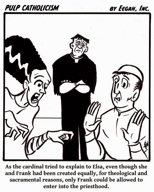 Pulp Catholicism 087