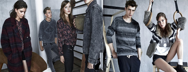 Pull and Bear OI 2013 2014 FW 2013 2014 otoño invierno 2013 2014 fall winter 2013 2014 marramiauuu