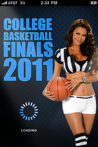 College Basketball Finals 2011