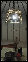 Egg Basket Pendant Light