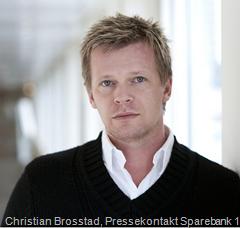 Christian Brosstad - Pressekontakt Sparebank 1. CC-lisens via Flickr.