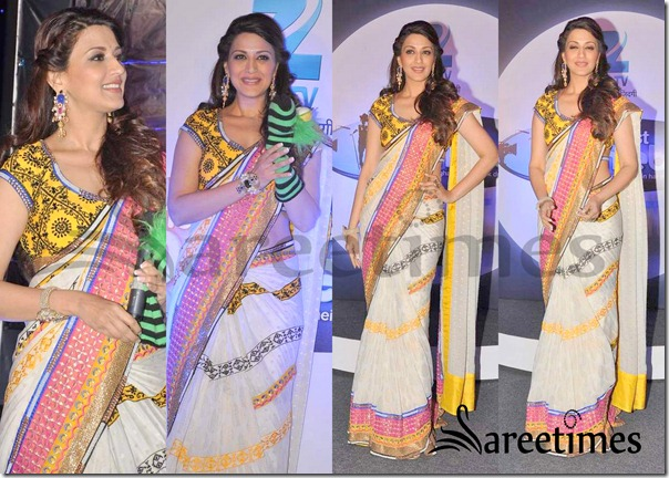 Sonali_Bendre_Saree