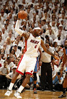 lebron james nba 120621 mia vs okc 038 game 5 chapmions Gallery: LeBron James Triple Double Carries Heat to NBA Title