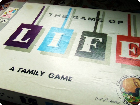 the game of life box