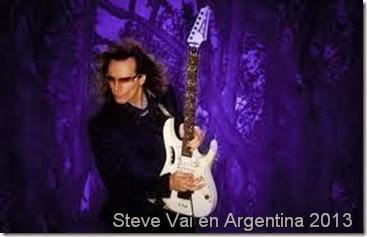 steve vai entradas ticketek argentina 2013