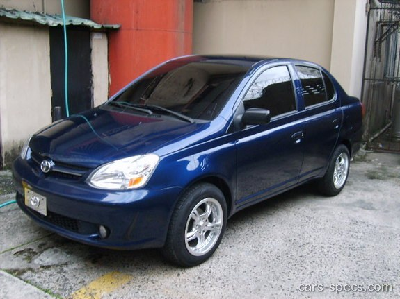 2003 toyota echo sedan specifications pictures prices. Black Bedroom Furniture Sets. Home Design Ideas