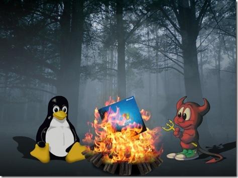 poze desktop-linux