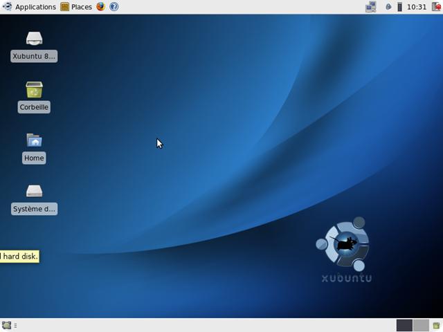 Xubuntu-8.10