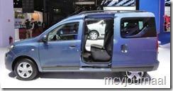 Dacia stand Parijs 2012 10