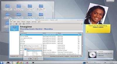 KDE 4.9.1