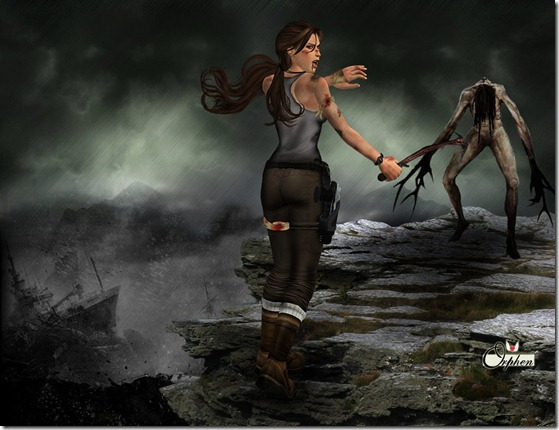 Lara Croft (125)