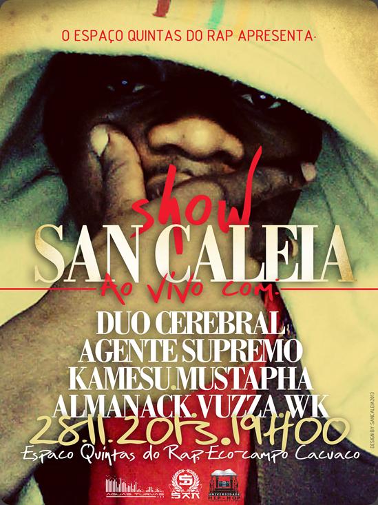 SHOW SAN CALEIA 28.11.13