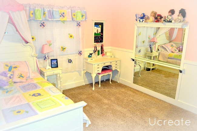 ballet girls room