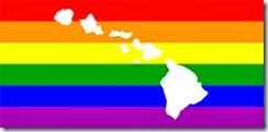 ハワイの同性愛結婚