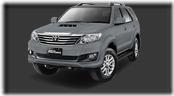 Fortuner SUV terbaik Dark Grey Mica Metallic
