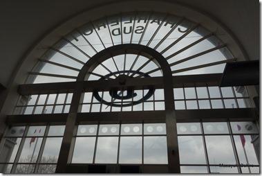 Station Charleroi-zuid