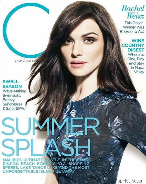 Rachel Weisz Hot Pics from Magazine 1