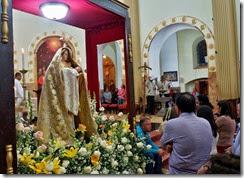 Festa em louvor a Nossa Senhora da Abadia de Água Suja – 15 de agosto de 2014 em Romaria.012