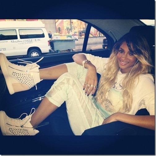 ciara sneaker wedge