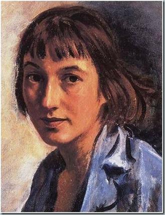 Zinaida Serebriakova Self-Portrait
