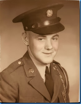 Charles Robert Burgess WWII