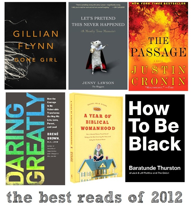 best reads of 2012