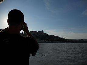 Budapest desde el Danubio
