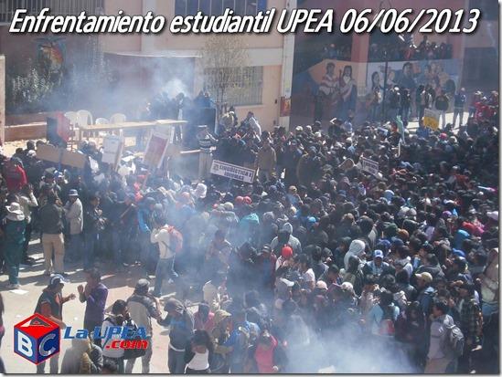 Conflictos y corrupción en la UPEA