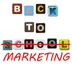 Back to School/Marketing