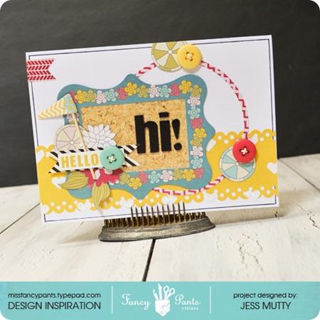 Hello-Hi-Card