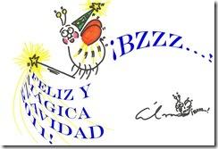 ¡Feliz y Mágica Navidad 2011!_Autor_Álvaro Martínez Sánchez