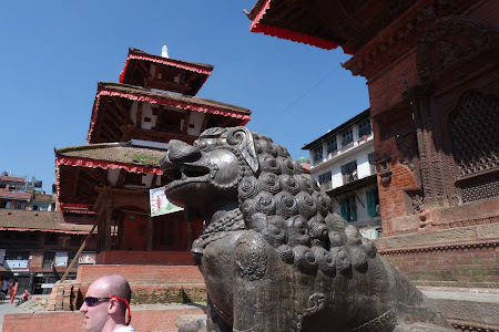 Obiective turistice Nepal: Durbar Square
