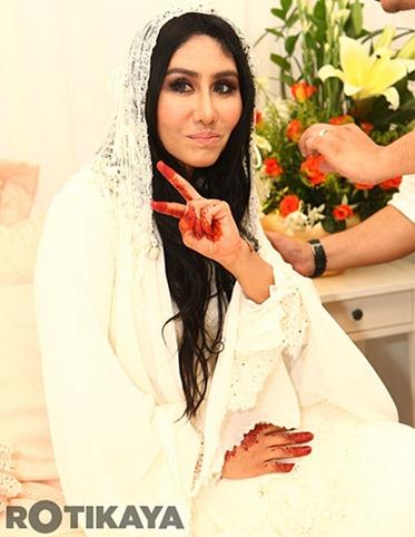 Gambar Majlis perkahwinan Ella_1