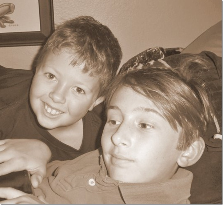 austin and his bud