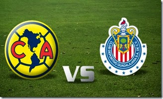 America vs Chivas Boletos