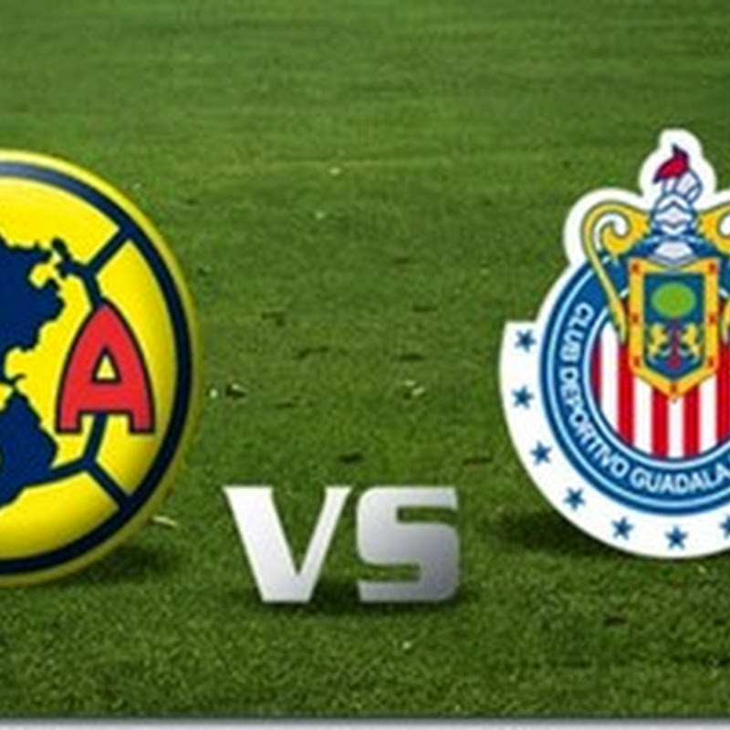 Boletos America vs Chivas