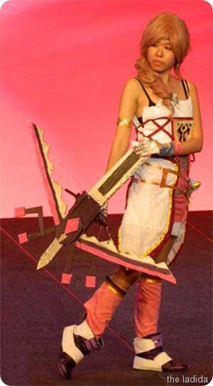 Serah Farron from Final Fantasty 8