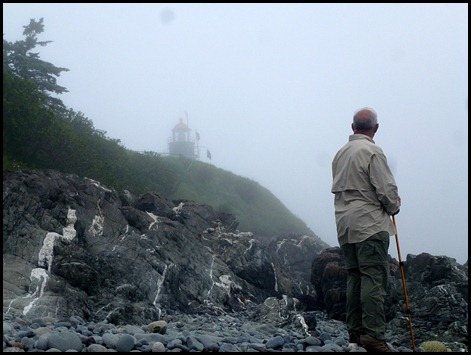 42 - Quoddy Head SP -Fog was thick