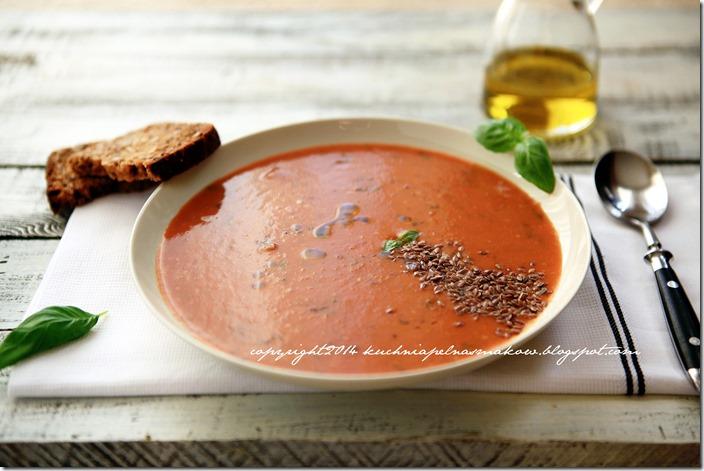 gęsta zupa pomidorowa - Pappa al pomodoro - Magdaleny de Blassi (17)