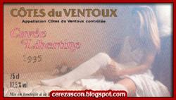 La Courtoise, Côtes du Ventoux 1995 (FR)