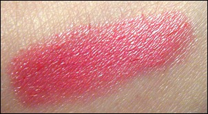 Revlon Carnation Lipstick Swatch