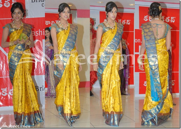 Yellow_Traditional_Silk_Saree