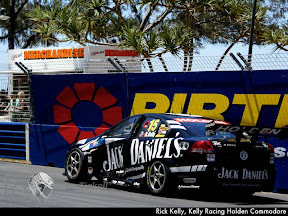 Rick Kelly, Kelly Racing Holden Commodore