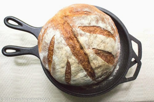Robert May's French Bread from 1660