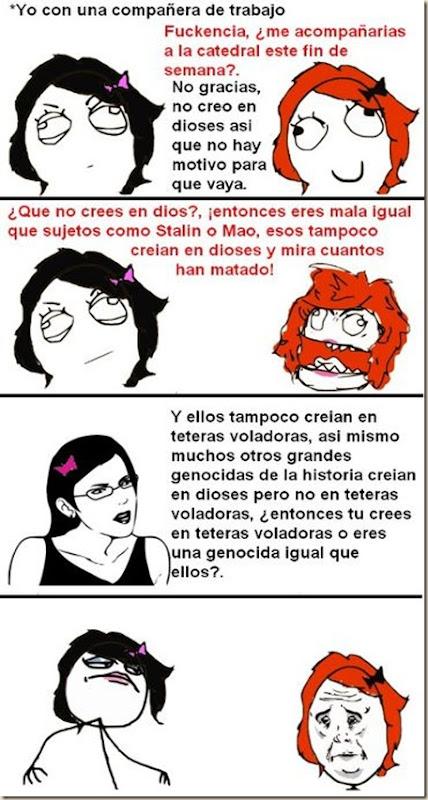 Memes ateismo dios religion (8)