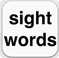 sight word app