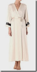 NK Mode Pure Silk Robe