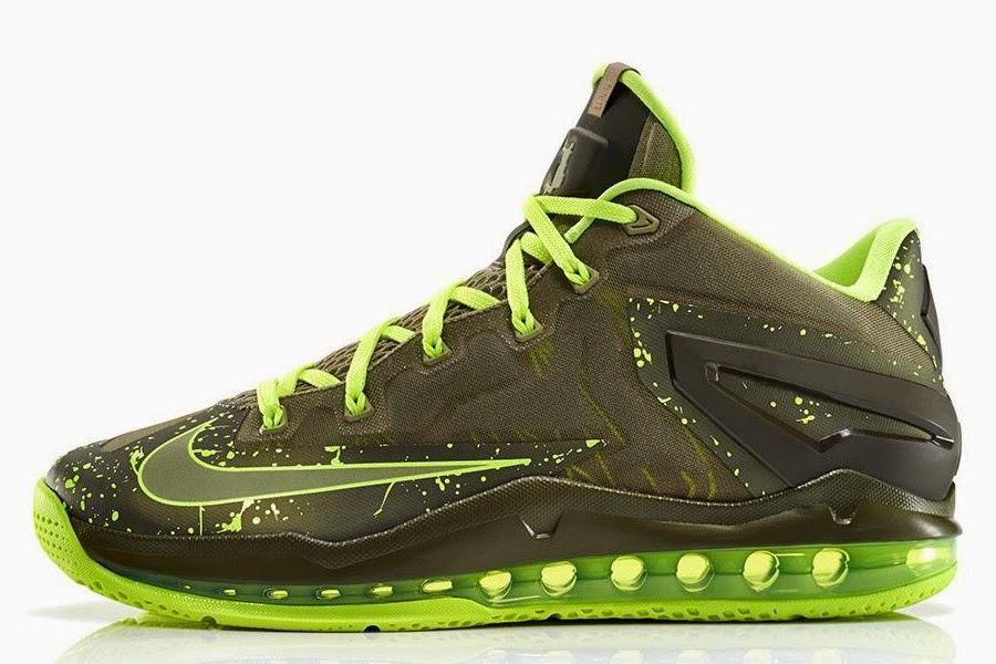 ... Release Reminder Nike Max LeBron XI Low 8220Dunkman8221 ...