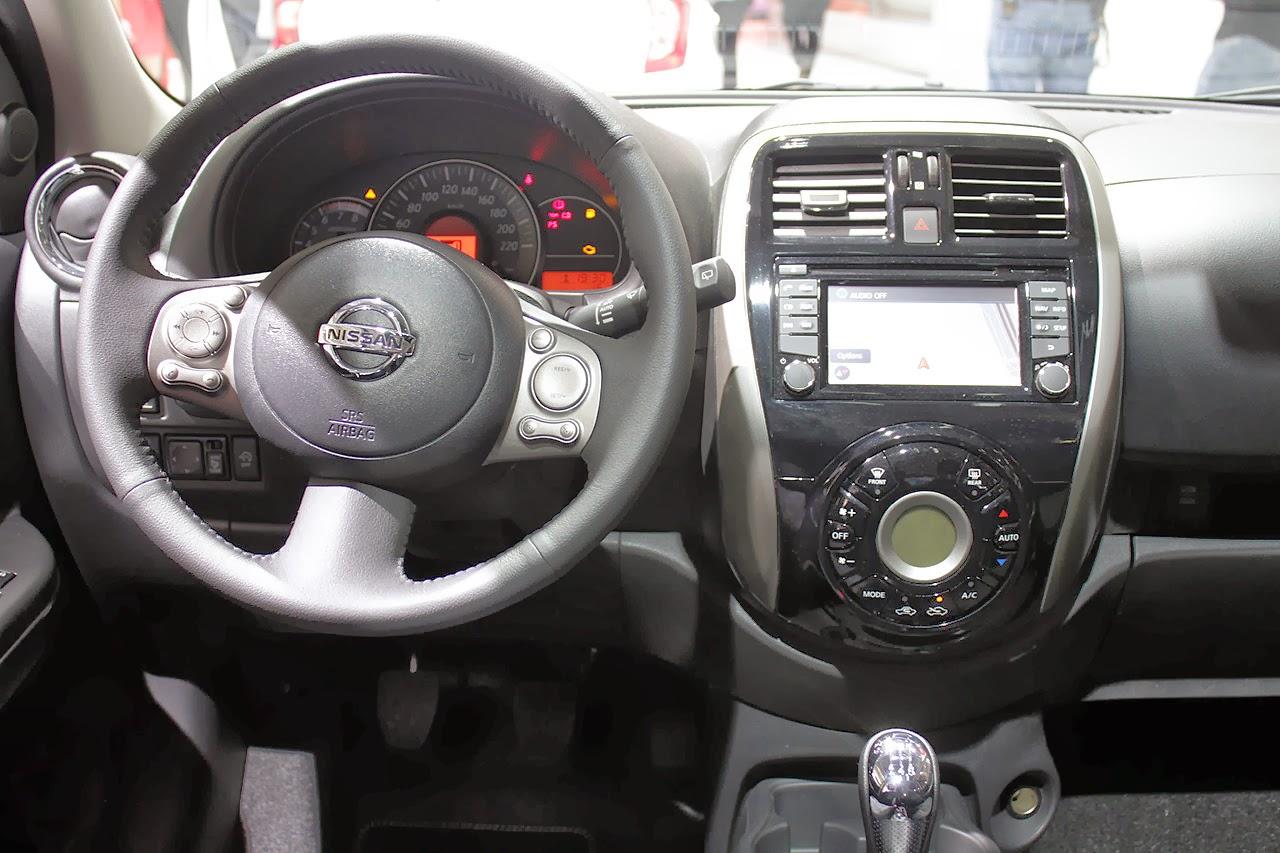 Makyajlanan 2014 Nissan Micra satışa sunuldu (fiyat ...