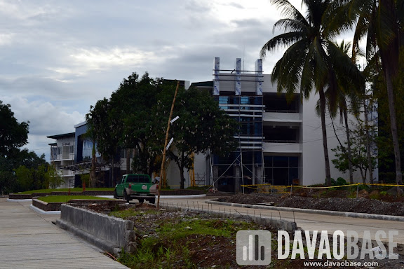 Under construction: San Pedro College in Ulas, Davao City